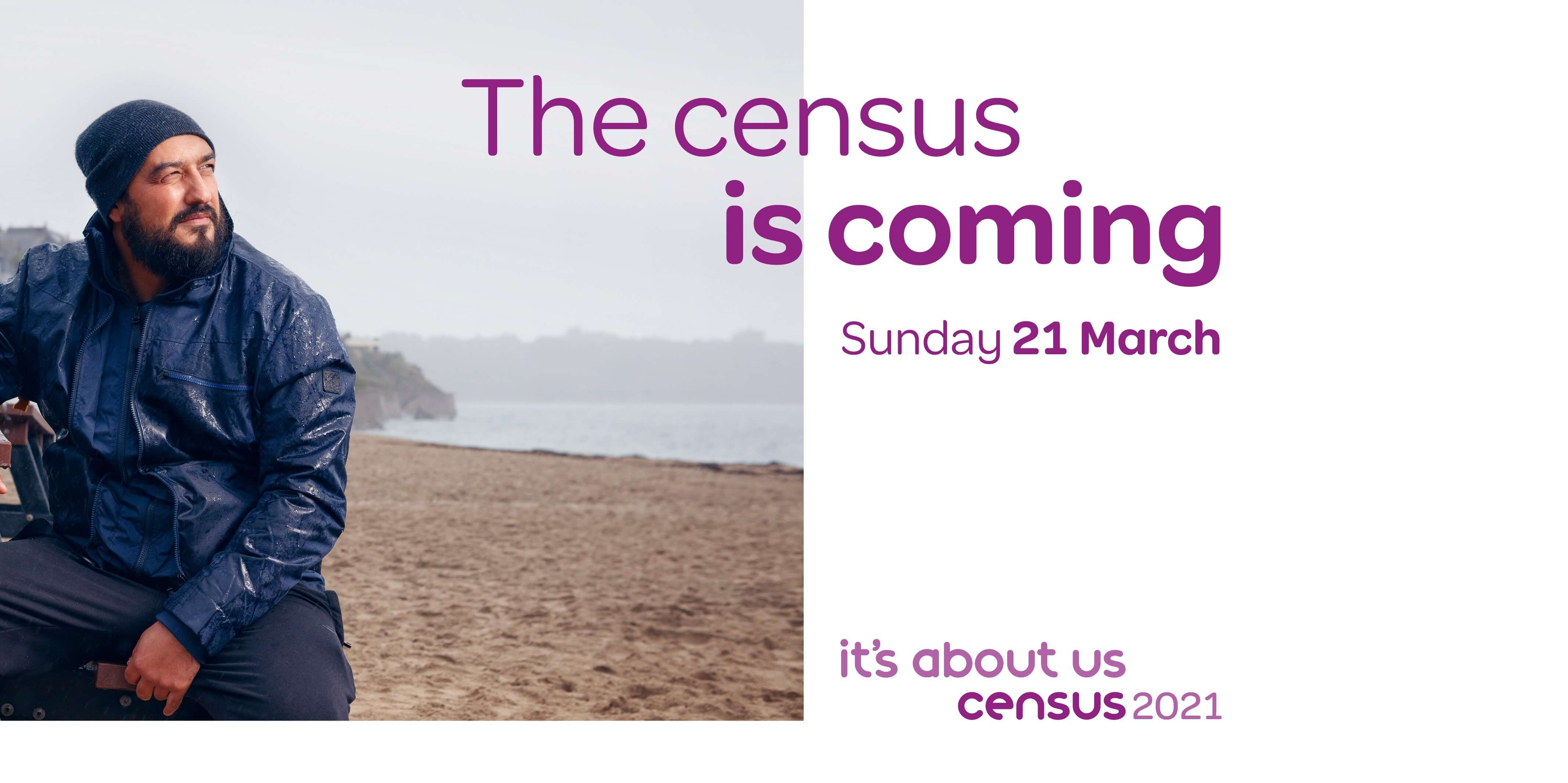The census is coming reduced.