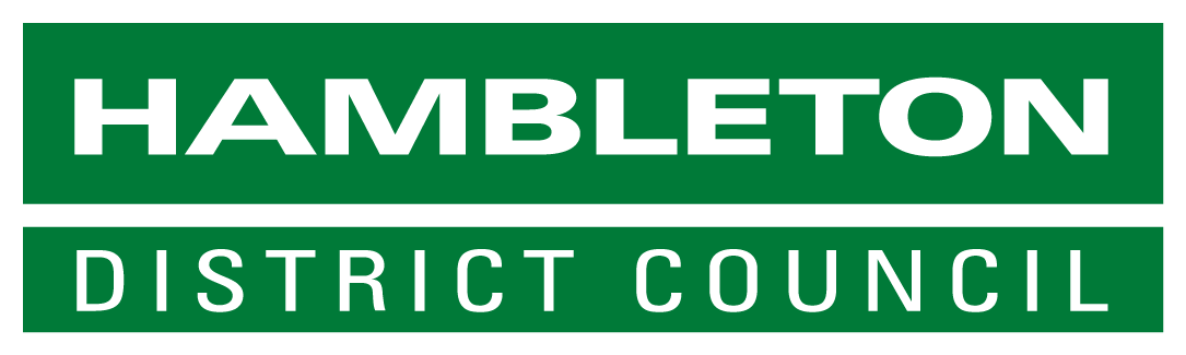 Logo: Visit the Hambleton District Council home page